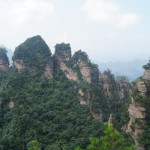 Must visit in China: Zhangjiajie