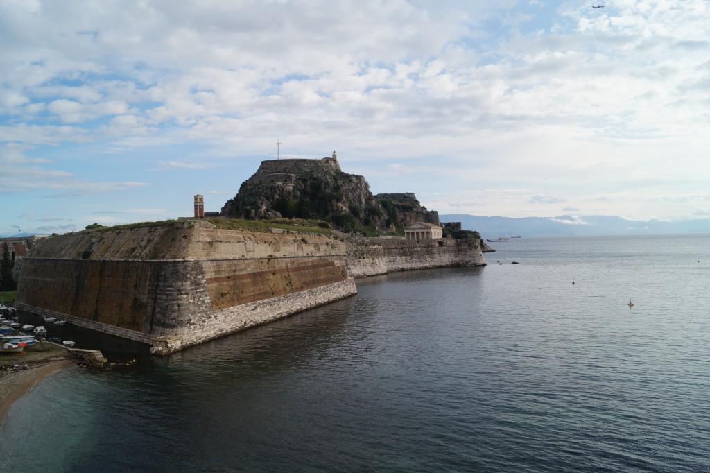 Het Oude Fort Corfu