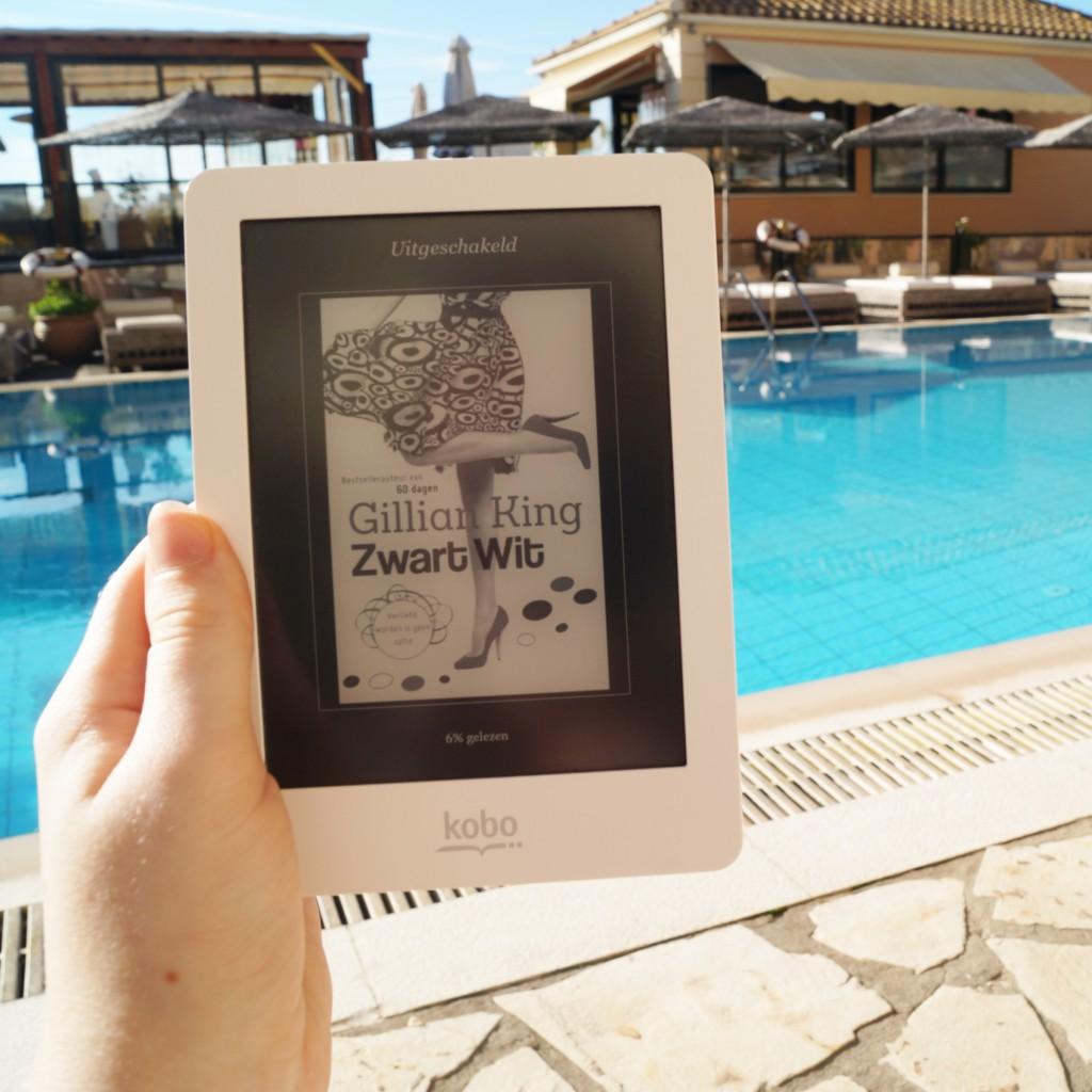 Boekrecensie: Gillian King - Zwart-wit