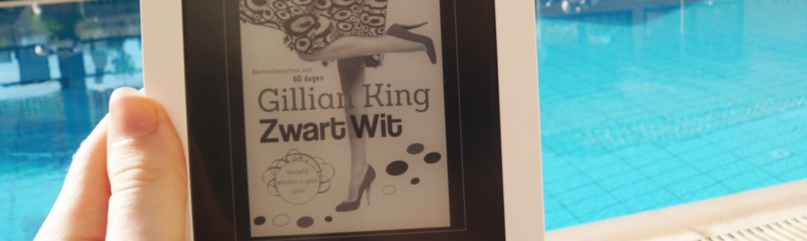 Boekrecensie: Gillian King - Zwart-wit