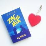 Boekrecensie: A.J. Betts – Zac & Mia