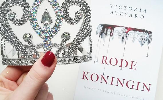 victoria aveyard rode koningin