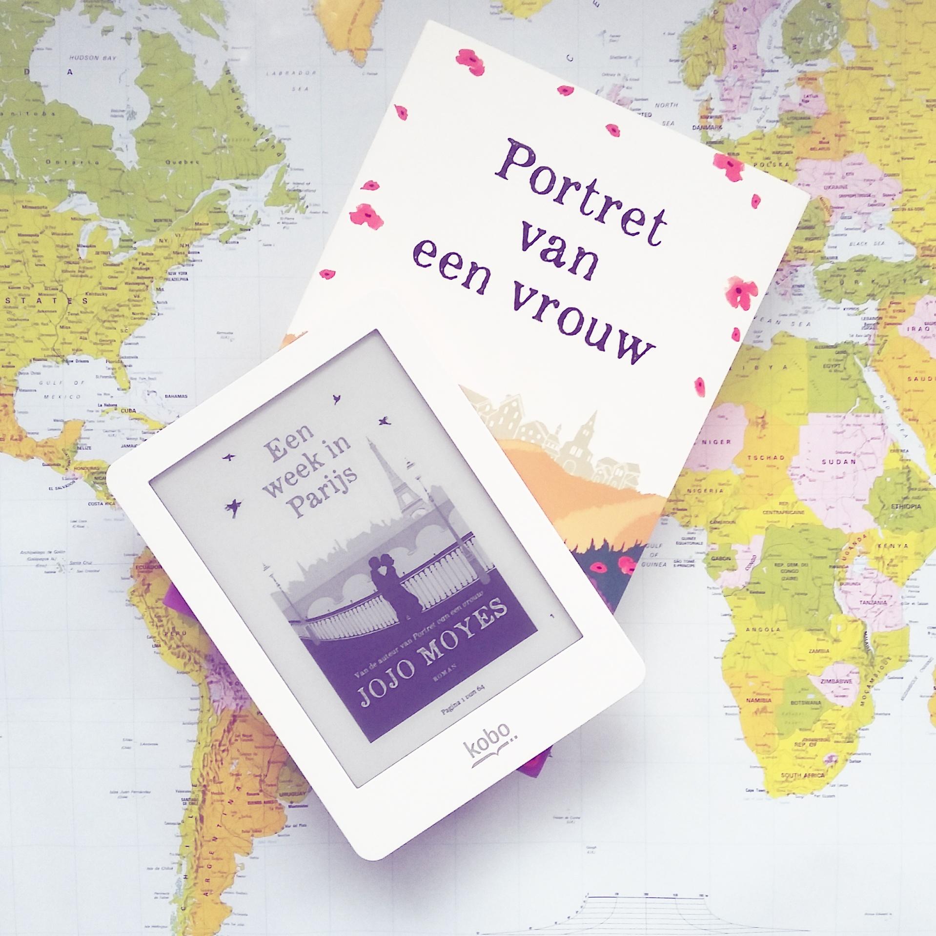 Boekrecensie: Jojo Moyes - Een week in Parijs