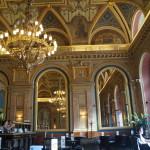 Boekenwinkel Alexandra in Boedapest