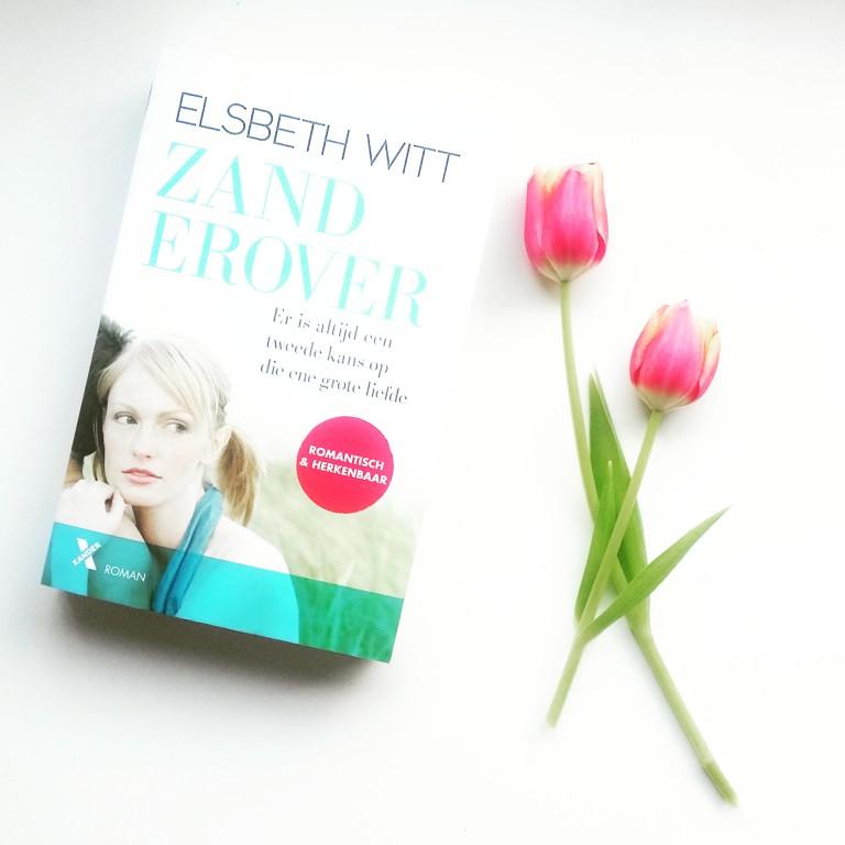 Winactie: Elsbeth Witt - Zand erover