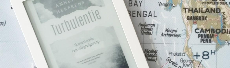 Boekrecensie: Annette Herfkens - Turbulentie