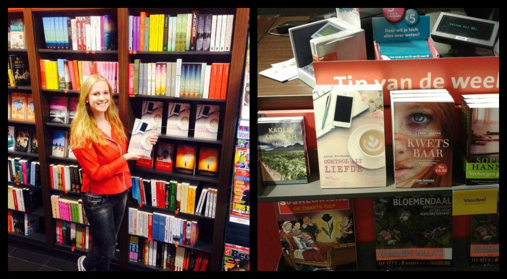 Hoe is het om te werken in een boekenwinkel?