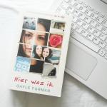 Boekrecensie: Gayle Forman – Hier was ik