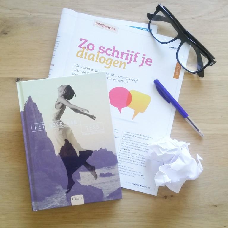Boekrecensie: Miriam Bruijstens - Het boek van Tess