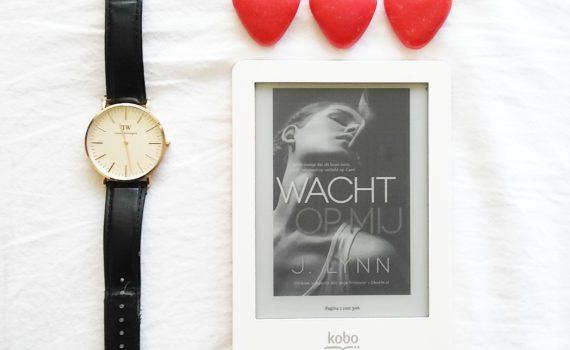 Boekrecensie: J. Lynn - Wacht op mij