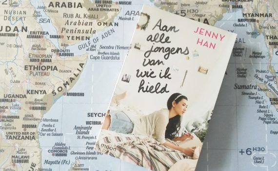 Boekrecensie: Jenny Han - Aan alle jongens van wie ik hield