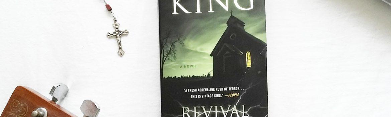 Gastrecensie van Richard: Stephen King - Revival