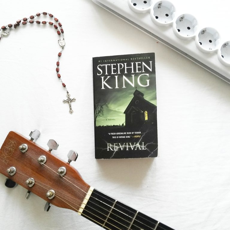 Gastrecensie van Richard: Stephen King - Revival
