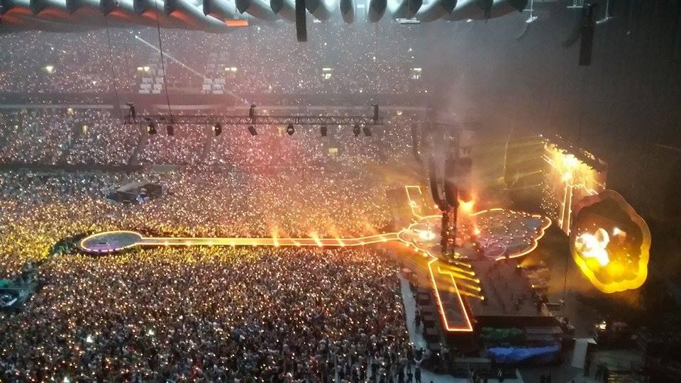 Concert: Coldplay - A Head Full of Dreams Tour