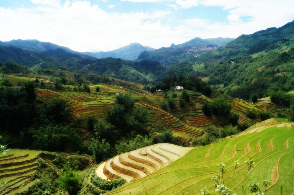 Must visit in Vietnam: Sapa