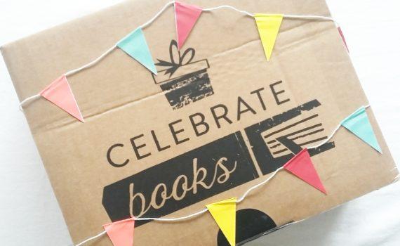 De tweede Celebrate Books Box!