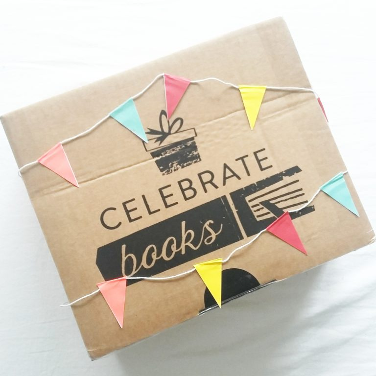 De tweede Celebrate Books Box!