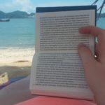 Wat is de fijnste manier om te lezen op reis?