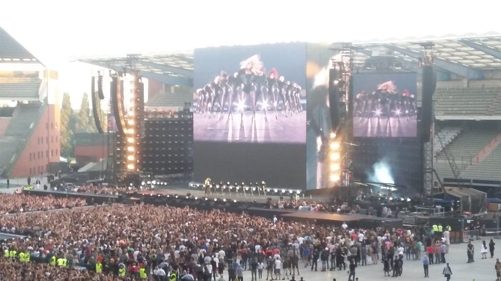 Concert: Beyoncé - The Formation World Tour