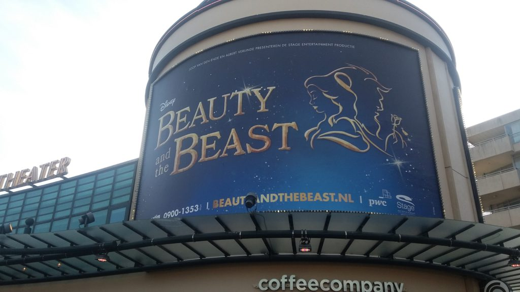 Musical: Beauty and the Beast