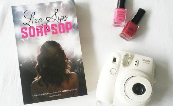 Boekrecensie: Liza Sips - Soapsop
