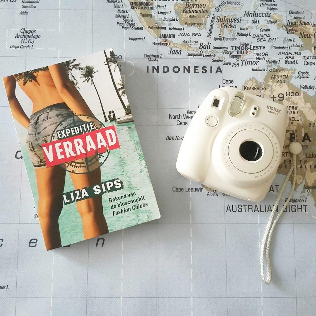 Boekrecensie: Liza Sips - Expeditie Verraad