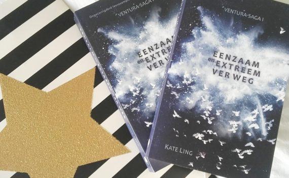 Winactie: Kate Ling - Eenzaam en Extreem Ver Weg