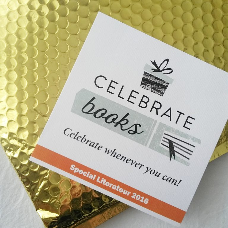 Unboxing: Celebrate Books Literatour Special