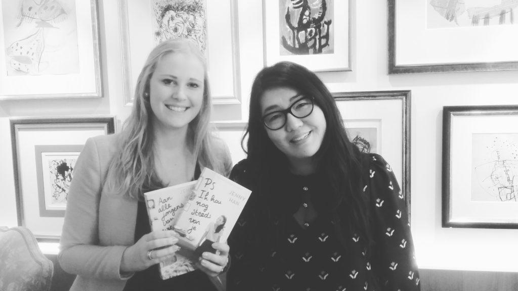 Interview: Jenny Han over PS Ik hou nog steeds van je