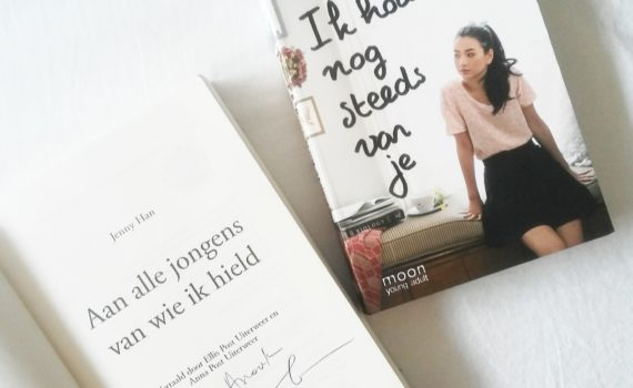 Boekrecensie: Jenny Han - PS Ik hou nog steeds van je