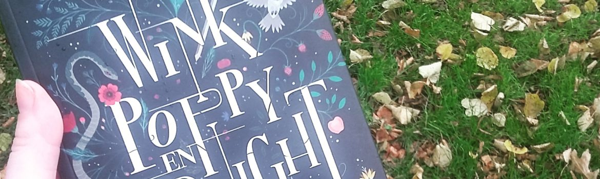 Boekrecensie: April Genevieve Tucholke - Wink Poppy en Midnight