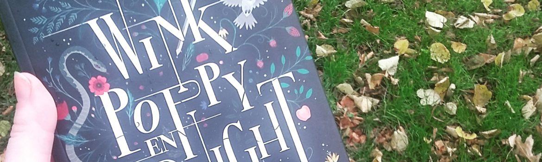 Boekrecensie: April Genevieve Tucholke - Wink Poppy en Midnight