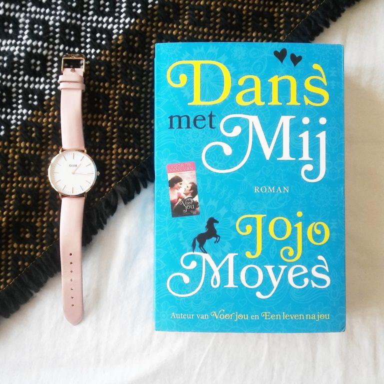 Boekrecensie: Jojo Moyes - Dans met mij