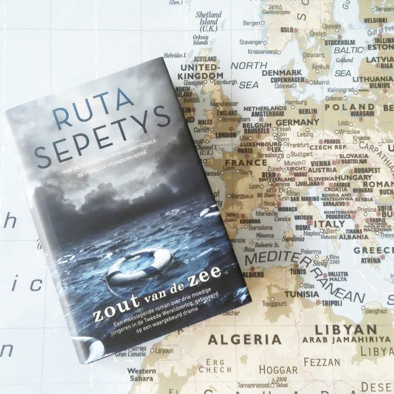 Boekrecensie: Ruta Sepetys - Zout van de zee
