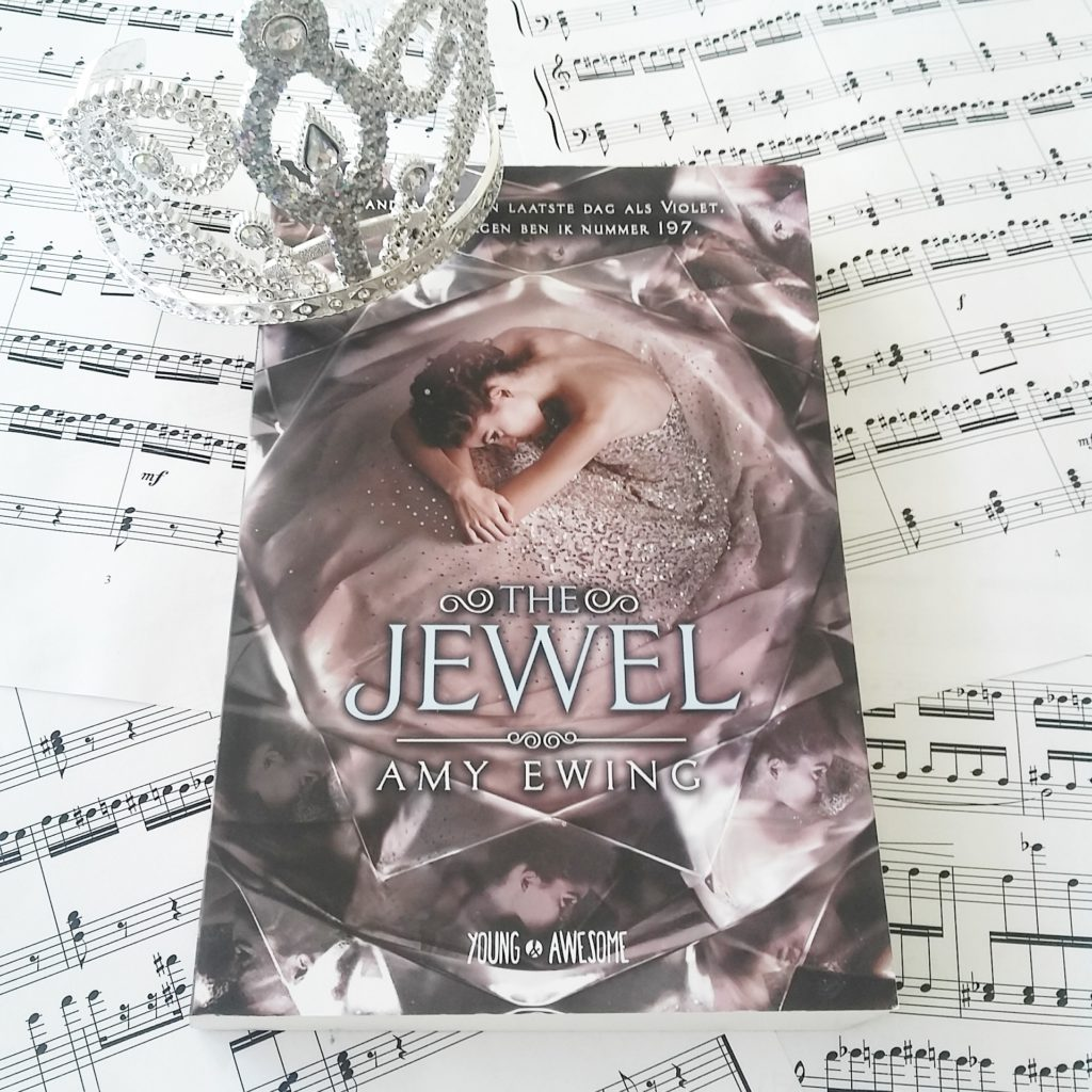 Boekrecensie: Amy Ewing - The Jewel