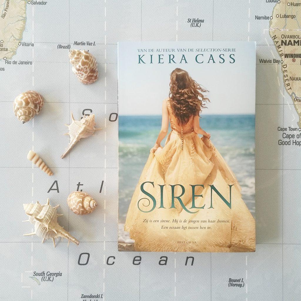 Boekrecensie: Kiera Cass - Siren