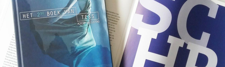 Boekrecensie: Miriam Bruijstens - Het tweede boek van Tess