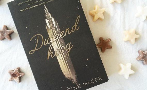 Boekrecensie: Katharine McGee - Duizend hoog