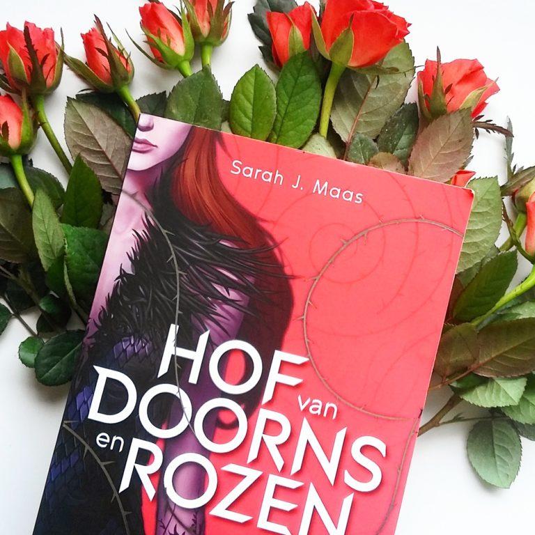 Boekrecensie: Sarah J. Maas - Hof van Doorns en Rozen