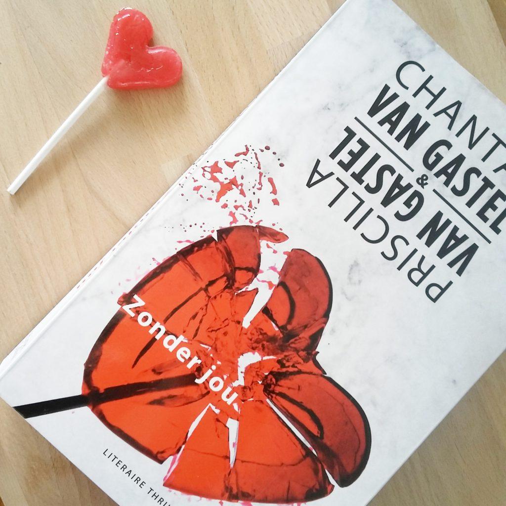 Boekrecensie: Chantal en Priscilla van Gastel - Zonder jou