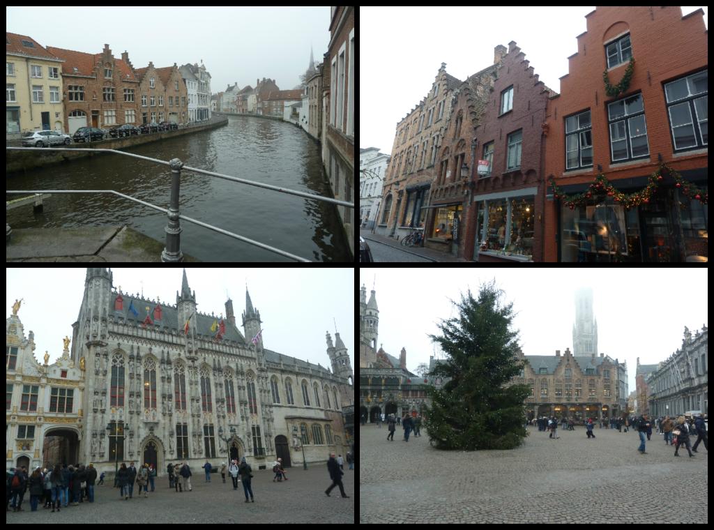 Oud en Nieuw vieren in Brugge