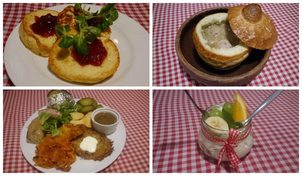 Mijn ervaringen met de Poolse keuken in Krakau