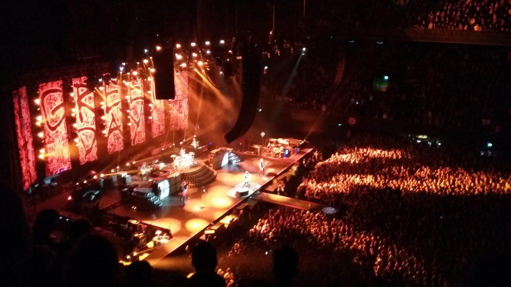 Mijn januari: premaster gehaald, concert Green Day en citytrip Krakau!