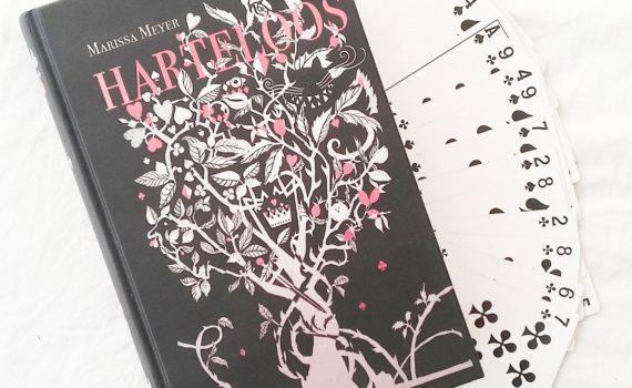 Boekrecensie: Marissa Meyer - Harteloos