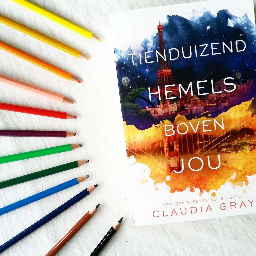 Boekrecensie: Claudia Gray - Tienduizend hemels boven jou
