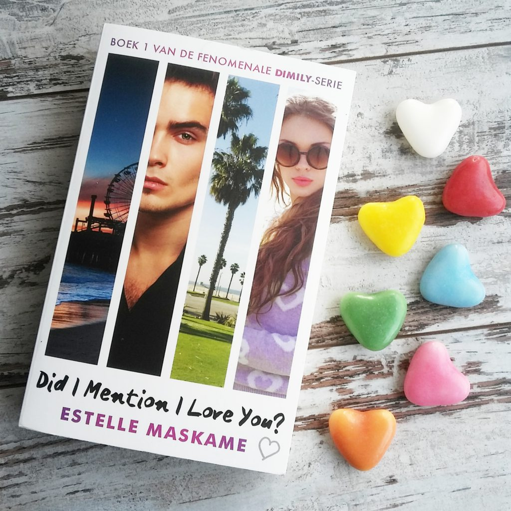 Boekrecensie: Estelle Maskame - Did I Mention I Love You?