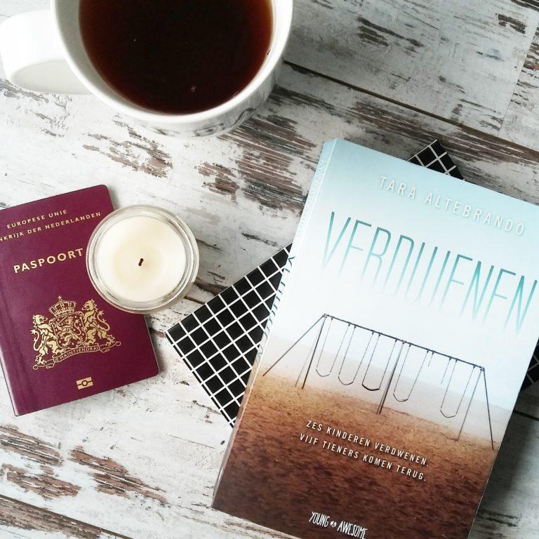 Boekrecensie: Tara Altebrando - Verdwenen
