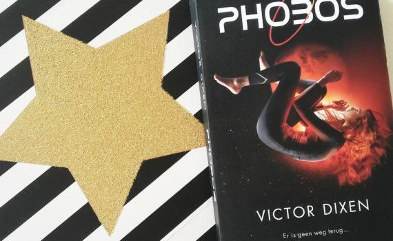 Boekrecensie: Victor Dixen - Phobos