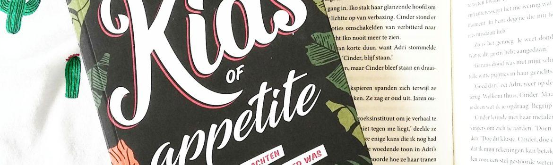 Boekrecensie: David Arnold - De Kids of Appetite