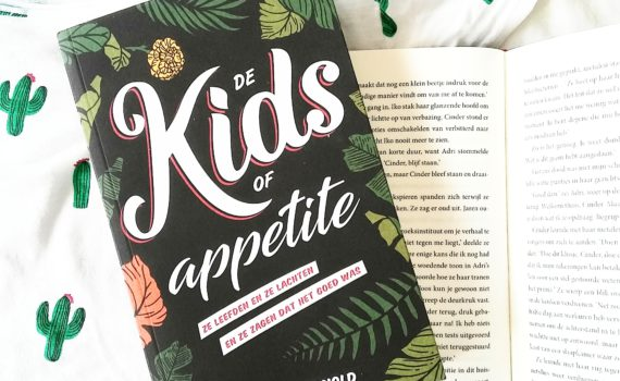 Boekrecensie: David Arnold - De Kids of Appetite